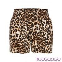 Nytt Mönstrade shorts brun, leopardmönstrad CQAq2DL7C4