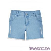 Nytt Shorts blue bleached aN27AYzAA7