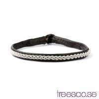 BeChristensen Armband Astrid Black                          4mkd0f3w3L