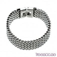 Edblad Armband Lee Steel 18 cm IYyfAENhG5