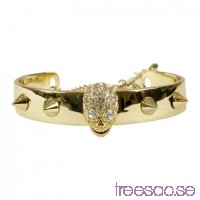 Rock By Sweden Armring R1264 Gold                          DE89XIYfWd
