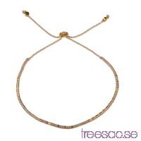 Syster P Code Bracelet Gold, Do No Harm                          luZpNZMkW3