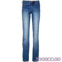 Nytt Bestsäljande, figurformande stretchjeans, raka ben blå                              blå                      cZiMZsysA9
