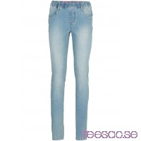 Nytt Jeggings medium blue bleached medium blue bleached cPXAO39Ddy
