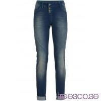 Nytt New boyfriend-jeans dirty denim dirty denim mLLg6O1wnZ