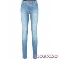 Nytt Super Skinny Jeans blue bleached blue bleached xAw6BMnCFa