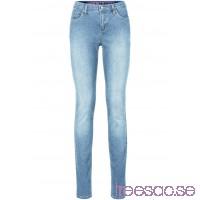 Nytt Super Skinny Jeans blue bleached                              blue bleached                      xAw6BMnCFa