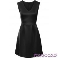 Nytt Jerseyklänning 90 cm, Kort svart Bp2rUeQOfa