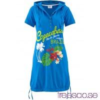 Nytt Strandklänning 92 cm, Kort                              havsblå                      wUyX2yYW4O