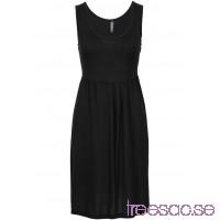 Nytt Trikåklänning 86 cm, Kort svart N7ymLTfNaY