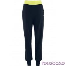 Nytt Joggingbyxa med nedvikbar linning, lång mörkblå 0IpPeUJ9sq