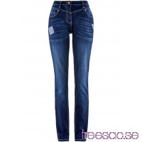 Nytt Jeans - designade av Maite Kelly dark denim  		            		                dark denim 		            		         mxkPfiL5R2