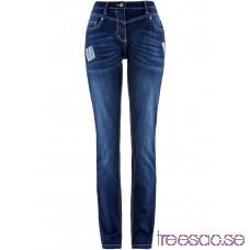 Nytt Jeans - designade av Maite Kelly dark denim dark denim mxkPfiL5R2