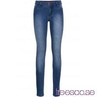 Nytt Jeans, skinny blue stone blue stone l2r68e6rwZ