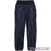 Nytt Pösiga jeans med delningssömmar dark denim dark denim eNgPZ2qiTA