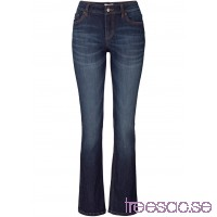 Nytt Stretchjeans BOOTCUT dark denim used  		            		                dark denim used 		            		         4adpbsf1Et