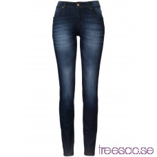 Nytt Stretchjeans SKINNY dark denim used dark denim used yqPKqmN9am
