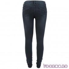 Byxor, dam: Ladies Skinny Jeans från Sublevel SgdxlMyBxN