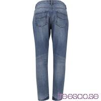 Jeans, dam: Ladies Boyfriend Denim Pants från Urban Classics w2x3rQC9qX