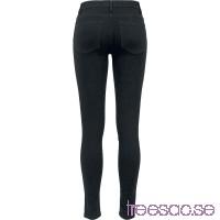 Jeans, dam: Ladies Skinny Pants från Urban Classics    K3rPTUux7E