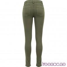 Jeans, dam: Ladies Skinny Pants från Urban Classics qkT3NWEQcW