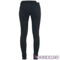 Jeans, dam: Mid Spray - Black från Cheap Monday JVgVBCD39S