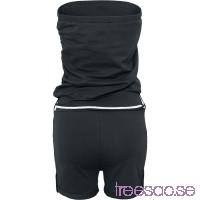 Jumpsuit: Ladies Hot Turnup Jumpsuit från Urban Classics    W37LHIASWc