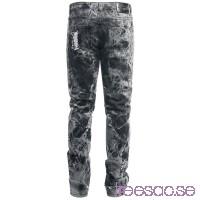 Jeans: Acid Jared (Slim Fit) från Rock Rebel 07VG8VZtQ2
