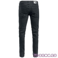 Jeans: Damaged Jared (Slim Fit) från Rock Rebel     eoCPoWpcz7