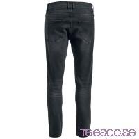 Jeans: Skinny Ripped Stretch Denim Pants från Urban Classics    jRRUBCQj6M