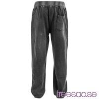 Joggingbyxor: Washed Sweatpants från Rock Rebel     9N3oMZ5Avc