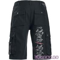 Shorts: Eagle Shorts från Rock Rebel     Rm0w0QKa4l