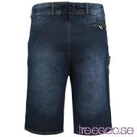 Shorts: Jeans Lederhose kurz från Almwerk cTPEseyE2p