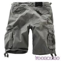 Vintageshorts: Army Vintage Shorts från Black Premium     TquJgSGjIb