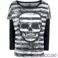 Grunge Stripe Skull från Full Volume     l4C2eIIYoz