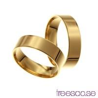 Förlovningsring 9k guld, rak 6 mm                          ts1YuoY8cE