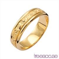 Förlovningsring Flemming Uziel 7343 18k guld                          HTMsf6w2b6