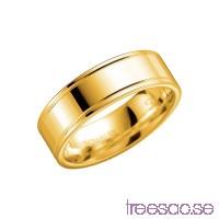 Förlovningsring Schalins 2004-7 18k guld relNNoX5OK