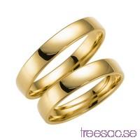 Förlovningsring Schalins 210-4 18k guld                          0TrXIqcNJI