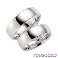 Förlovningsring Schalins 210-8 Silver                          APEnNRmprQ