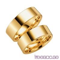Förlovningsring Schalins 237-8 14k guld                          AhixI2Alhw