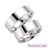 Förlovningsring Schalins 237-9 Silver                          kuOeoQnSF9