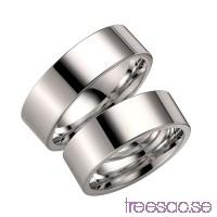 Förlovningsring Schalins 237-9 Titan                          onyotLSAdR