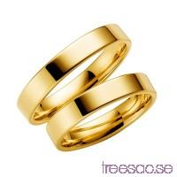 Förlovningsring Schalins 238-4 9k guld L0355FyVxJ