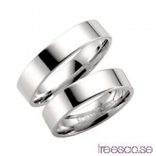 Förlovningsring Schalins 238-5 Silver nxfG7UWJfy