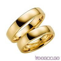 Förlovningsring Schalins 240-6 18k guld                          ehCl3SGccB