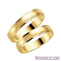 Förlovningsring Schalins 28-4 18k guld                          8DjbOxJ0av