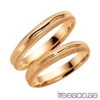 Förlovningsring Schalins 286-3,5 14k roséguld                          kpAfrXASxx