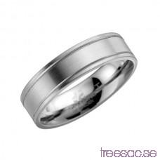 Förlovningsring Schalins 3012-6 Titan HpESgoTP3Z