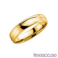 Förlovningsring Schalins 4009-5 18k guld                          RyZcpOtTrs